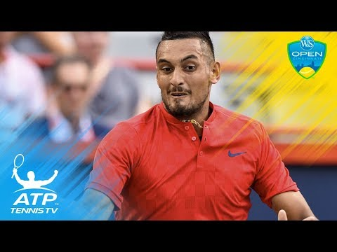 Thiem, del Potro & Kyrgios sail into round two | Cincinnati 2017 Highlights Day 3