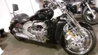 8. Honda Valkyrie Rune video Walkaround
