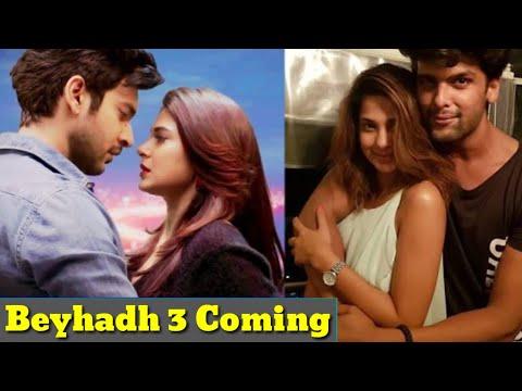 Beyhadh Season 3 new Update on Jennifer Winget and Shivin Narang   Kushal Tandon