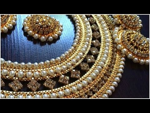 Latest North Indian Bridal Jewellery Sets Designs