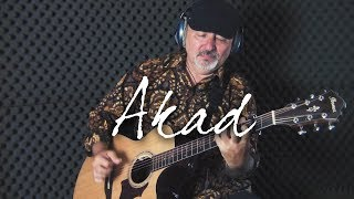 Video AKAD - Fingerstyle Guitar MP3, 3GP, MP4, WEBM, AVI, FLV Januari 2018