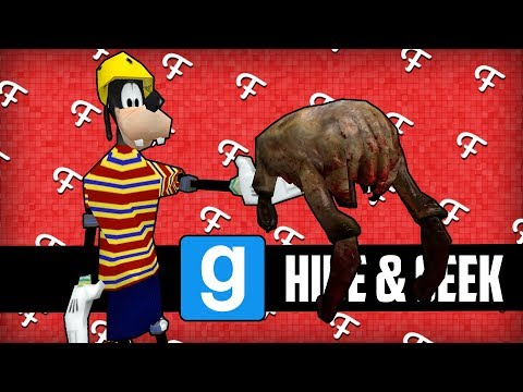 Garrys Mod - Gmod: Secret Spot, Can't Open Door Glitch, Sell Out! (Garry's Mod Hide and Seek - Comedy Gaming)