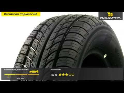 Youtube Kormoran Impulser B2 165/70 R14 85 T XL Letní