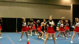 Cabot (AR) United States  city images : 2009 Cabot Arkansas State Cheer.MOV