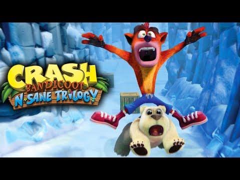 N Sane Trilogy: Crash Bandicoot 2 JUEGO COMPLETO! :)