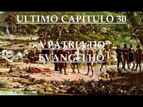 RADIO NOVELA BRASIL CORACAO DO MUNDO PATRIA DO EVANGELHO CAPITULO 16