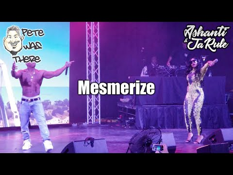Ja Rule & Ashanti - Mesmerize (Aztec Theatre, San Antonio, TX 11/04/2018) HD