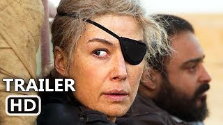 Video A PRIVATE WAR Official Trailer (2018) Rosamund Pike, Drama Movie HD MP3, 3GP, MP4, WEBM, AVI, FLV September 2018