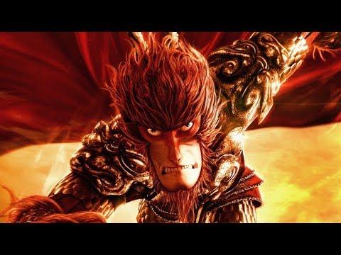 MONKEY KING: HERO IS BACK All Cutscenes (Game Movie) 1080p 60FPS