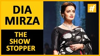 Bollywood actress Dia Mirza walked the ramp for Tulsi Silks, by wearing a Kanjivaram silk saree. #famestar ABKDutta went live on #fame and talked about the experience she had in the ramp. Watch the full video for more details.To view more exciting Live beams, Download the #fame App or visit: https://go.onelink.me/2709712807?pid=YT&c=Description#fame- Go Live & Be A Star Watch & Discover Live Videos  Follow & Chat Live With Celebs & #famestars - Anywhere, Anytime!Stay Connected with #fame on:Facebook: https://www.facebook.com/LiveOnfameTwitter: https://www.twitter.com/LiveOnfameInstagram: https://www.instagram.com/LiveOnfameSnapchat: liveonfame