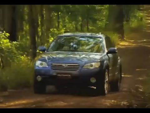MY09 Subaru Outback | Official Subaru Australia