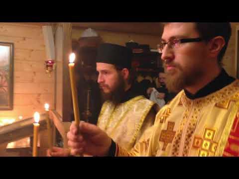 Nocne nabożeństwa ku czci św. Spirydona (2017 r.)