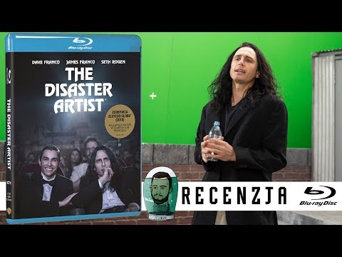 The Disaster Artist [RECENZJA BLU-RAY]
