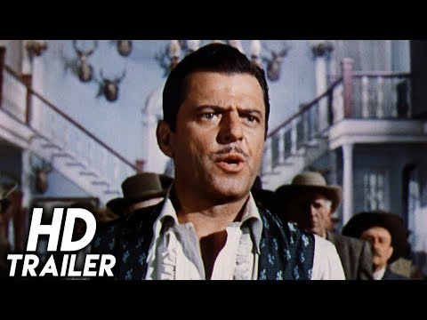 Decision at Sundown (1957) ORIGINAL TRAILER [HD 1080p]