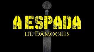 """A expressão """"espada de Dâmocles""""  origina-se de uma antiga parábola moral, popularizada pelo filósofo romano Cícero, em seu livro, Tusculan Disputationes, escrito no ano 45 a.C. Segue lá 😎✯ Facebook: https://goo.gl/lLOs9T✯ Google+: https://goo.gl/G6S4YF"""
