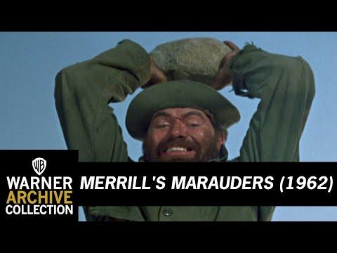Merrill's Marauders HD Clip