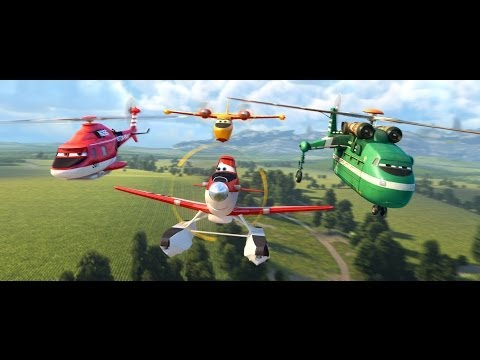 Planes: Fire & Rescue (Featurette 'Heroes')