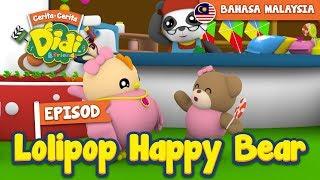 Video #26 Episod Lolipop Happy Bear   Didi & Friends MP3, 3GP, MP4, WEBM, AVI, FLV September 2018