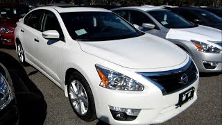 2. 2014 Nissan Altima 2.5 SL Full Tour, Engine & Overview/Review