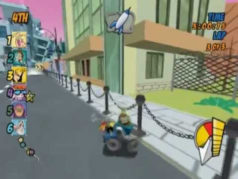 Cartoon Network Racing Playstation 2