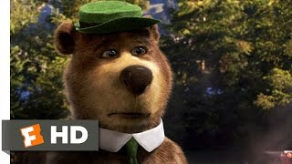 Nonton Yogi Bear  6 10  Movie Clip   How Smart Are You Now   2010  Hd Film Subtitle Indonesia Streaming Movie Download