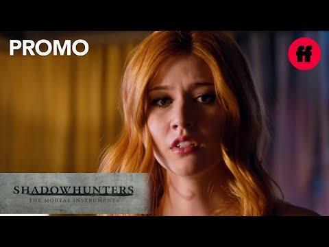 Shadowhunters | Season 1, Episode 4 Promo: Raising Hell | Freeform