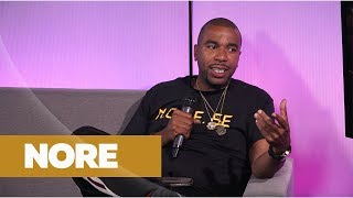 Nore on 5E, Beef With Nas + Drake on Drink Champs