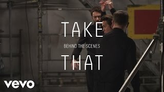 Take That - These Days (Behind The Scenes)