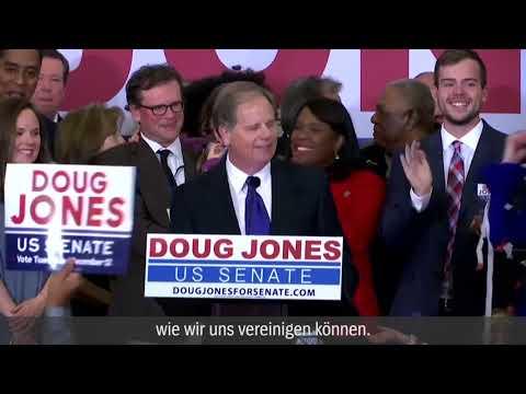 Schlappe für Trump: US-Demokrat Jones gewinnt Senatsn ...