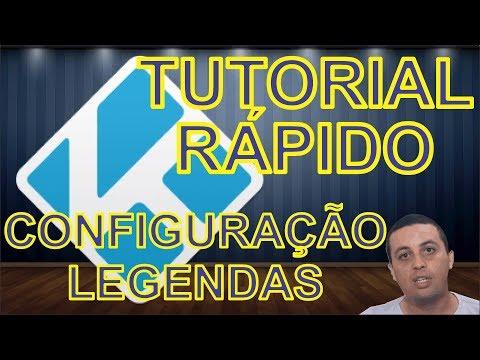 TUTORIAL RAPIDO - LEGENDAS-2018