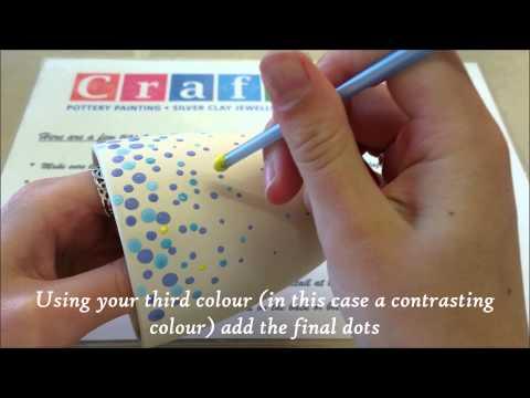 Dots Painting Technique