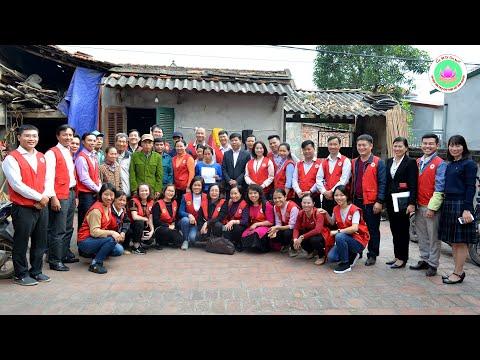 Chi hội Tình Người khảo sát gần 50 Nhà Chữ thập đỏ thành phố Phúc Yên, tỉnh Vĩnh Phúc