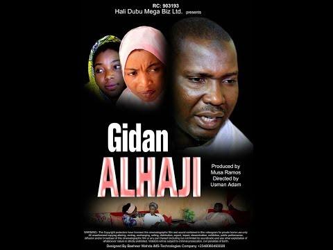 GIDAN ALHAJI LATEST HAUSA FILM 1&2