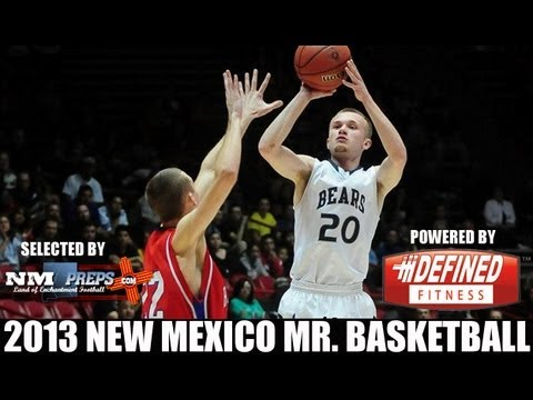 Alford - Bryce Alford Wins the NMPreps.com Mr. Basketball Award Defined Fitness is the Title Sponsor of the Mr. Basketball Award Bryce Alford, consistently impressed ...