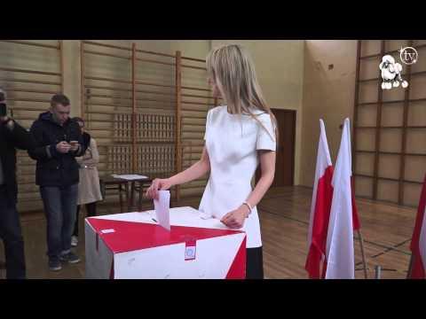 Tak głosowała Magdalena Ogórek