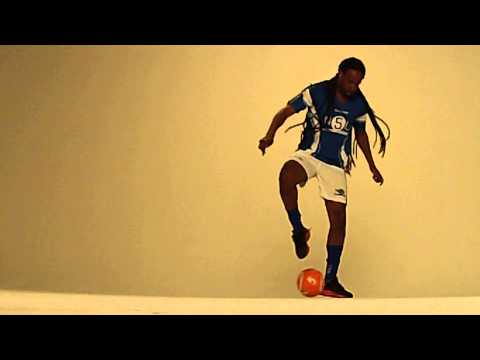 Orry Stoc-Promes shows off some SERIOUS footwork | www.n5l.co.uk