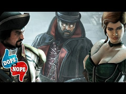 AC3 - NOTE: These are just shallow first opinions. NOT A REVIEW! Subscribe to Smosh Games! http://bit.ly/Sub2SmoshGames Assassin's Creed 3 dropped and we're lookin...