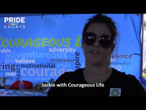 Courageous Life Supports Come Out with Pride Orlando 2013