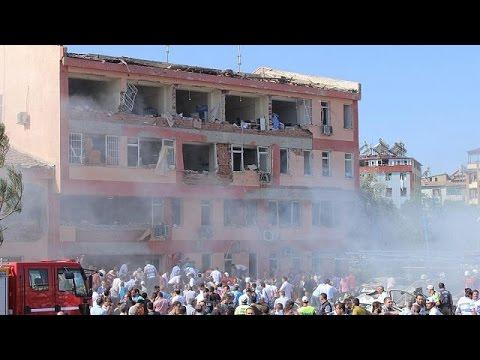 Τουρκία: Συναγερμός μετά το νέο κύμα βομβιστικών επιθέσεων – Το PKK δείχνει η Άγκυρα