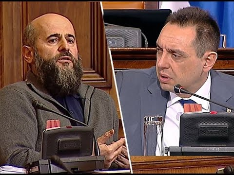 Rasprava dr. Zukorlića i ministra Vulina o Bošnjacima i BiH