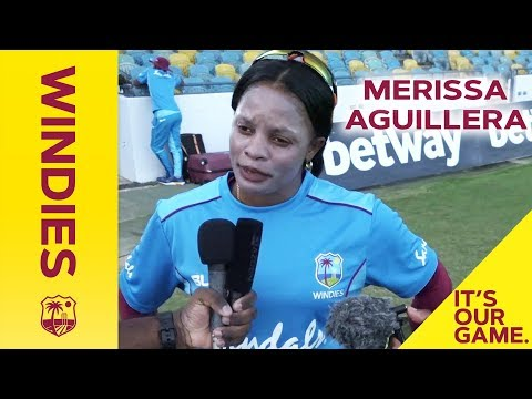 Exclusive interview Merissa Aguillera ahead of the 3rd ODI against South Africa