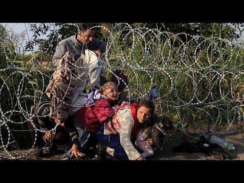 Ungarn zeigt der UNO beim UN-Pakt zur Migrationdie di ...