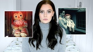 THE TRUE STORY THAT INSPIRED ANNABELLE | Caitlin Rose