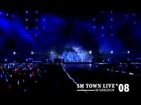 SM Town Live in Bangkok Super Junior-SHINee-DBSK