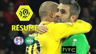Video Toulouse FC - AS Saint-Etienne (0-3)  - Résumé - (TFC - ASSE) / 2016-17 MP3, 3GP, MP4, WEBM, AVI, FLV Mei 2017