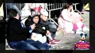 Carnevale di Gallipoli 2014 - video clip by Skakkomatto