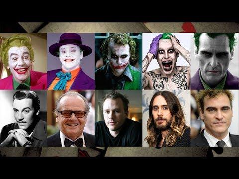 Joaquin Phoenix, el nuevo Joker