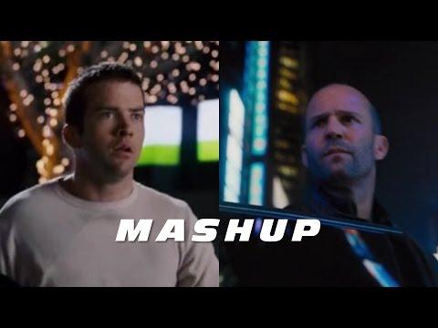 Tokyo Drift/Fast 6 Mashup - Sean sees Deckard