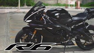 10. YAMAHA YZF-R6 2017 BLACK  100FPS (SONY A7SII + 35 f1.4)