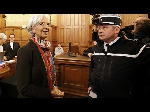 Γαλλία: Ξεκίνησε η δίκη της Κριστίν Λαγκάρντ – Κατηγορείται για κατάχρηση κρατικών κεφαλαίων